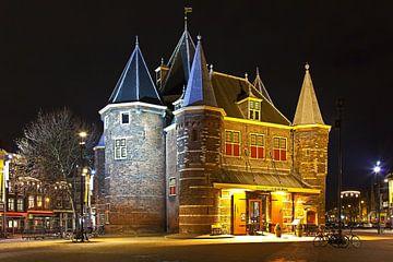 De Waag Amsterdam van