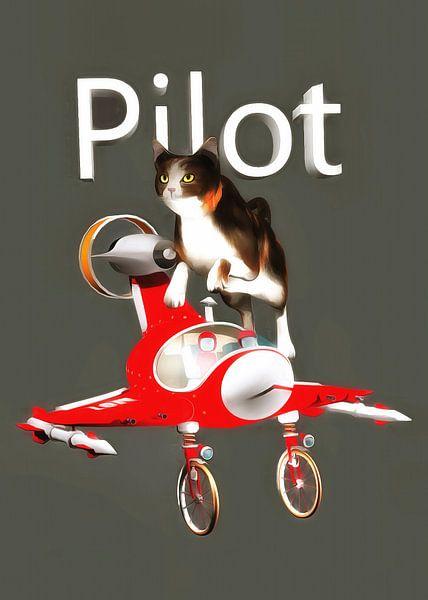 Katten: piloot van Jan Keteleer