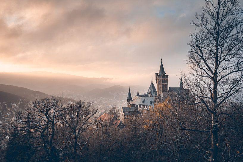 Schloss Wernigerode Mittelerde von Oliver Henze