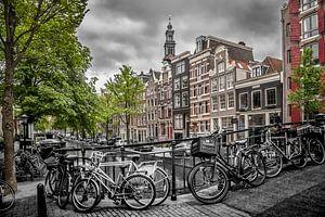 Bloemgracht Amsterdam van