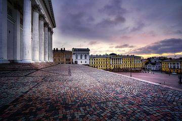 Place d'Helsinki sur Roy Poots