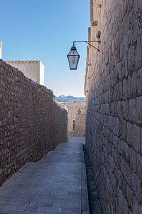 Straten van Dubrovnik
