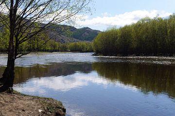 rivier van Robert Lotman