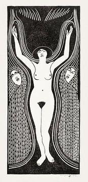 Extase, Samuel Jessurun de Mesquita (1922) van Atelier Liesjes