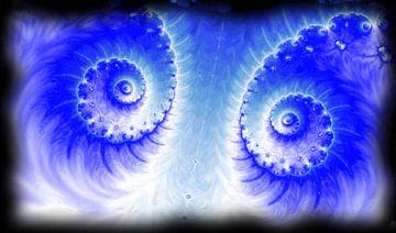Mandelbrot fractal van Maurice Dawson
