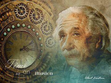 Albert Einstein van Henk Bouckaert