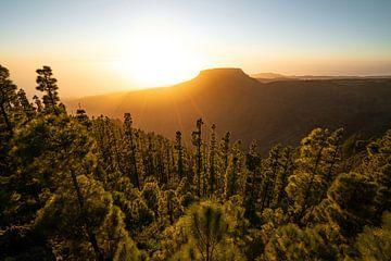 Montagne de table de La Gomera sur Joris Pannemans - Loris Photography