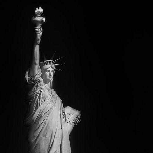 Statue Liberty, Manhattan, New York, USA von Henk Meijer Photography