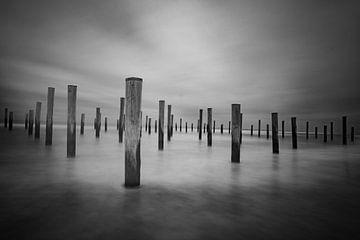 Wasser in Bewegung. von Gerrit van de Velde