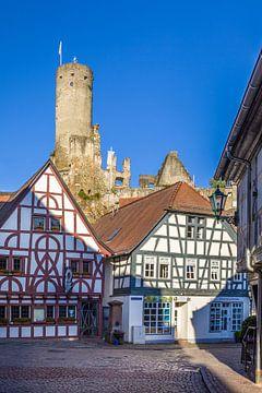Altstadt und Burg Eppstein im Taunus van Christian Müringer