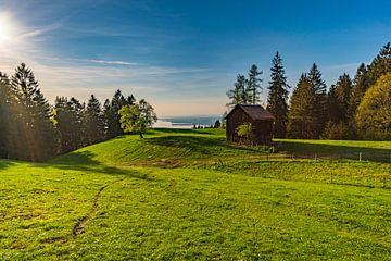Op de Pfänder aan de Bodensee van MindScape Photography