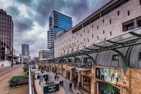 De Koopgoot in Rotterdam van Bart Veeken
