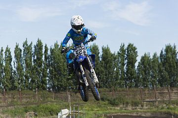 Motorcrosser van Rob Hansum