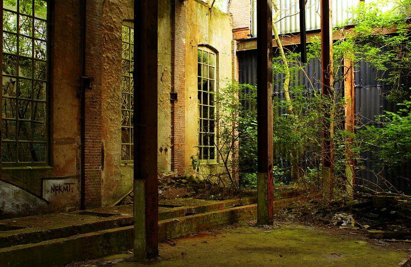 Fabrik von Jolanda Kars