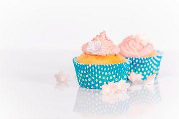 Muffin mit Verzierung von Thomas Heitz