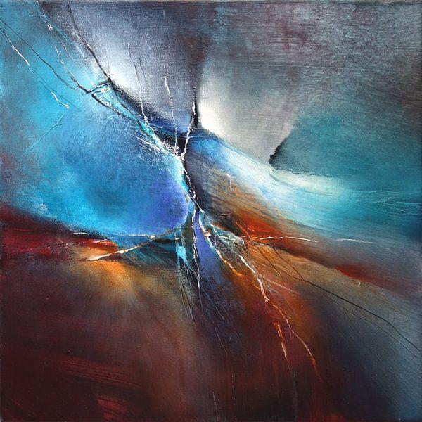 Lente in het ijs van Annette Schmucker