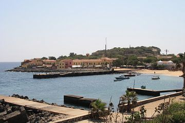 Île de Gorée van