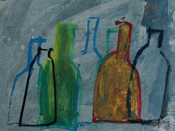 Flessen uit de hemel von Leo de Jong