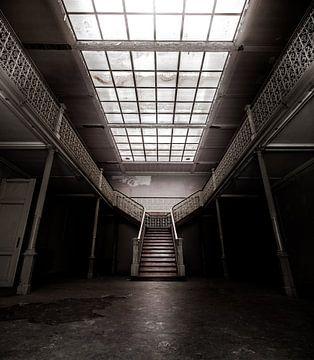 Grand masters stairs von Olivier Van Cauwelaert