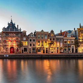 Ligne d'horizon de Haarlem sur Mark Bolijn