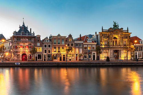 Ligne d'horizon de Haarlem