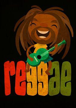 Reggae Kid van Ramudo Rey