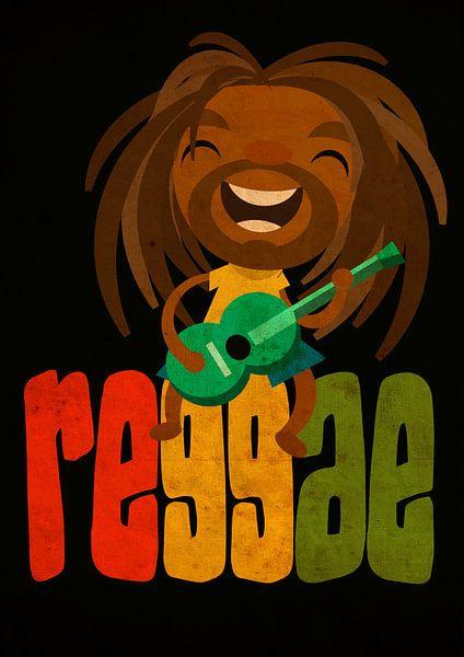 Reggae Kid von Ramudo Rey