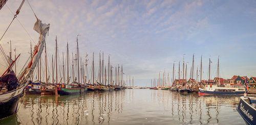 Panorama haven Volendam van