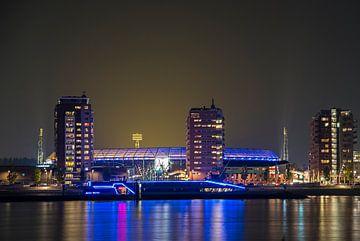 Rotterdam stadion de Kuip van Eisseec Design