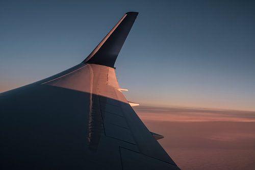 Vliegtuigvleugel | Delta Airlines