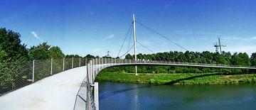 Brückenbogen van Edgar Schermaul