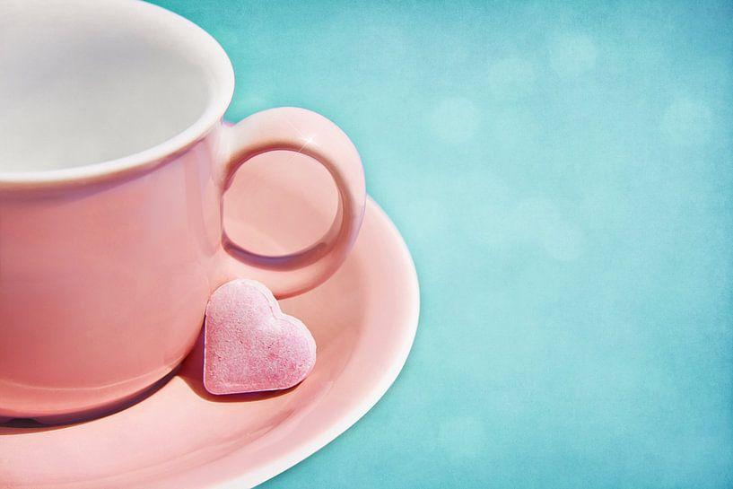 Valentine Heart van INA FineArt