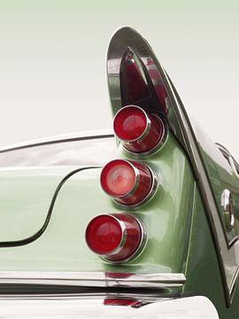 Amerikaanse klassieke auto 1959 fire flite van Beate Gube