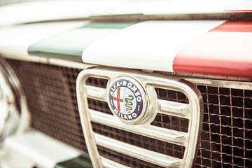 Logo Alfa Romeo Giulia Sprint GTA sur Sytse Dijkstra