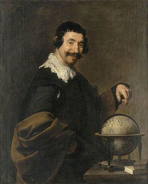 Demokrit, Diego Velázquez