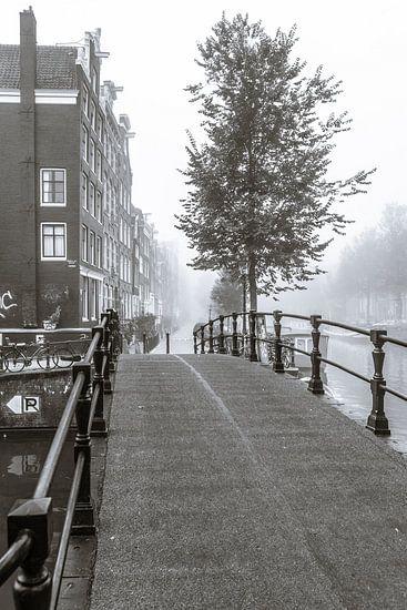 Mist in Amsterdam