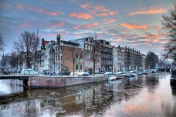 Winter Prinsengracht