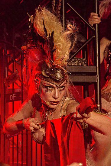 Emilie Atumn in concert van edwin houdevelt