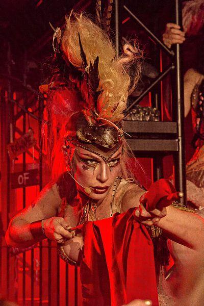 Emilie Atumn in concert