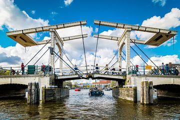 Magere Brug, Amsterdam van Patrick Ouwerkerk