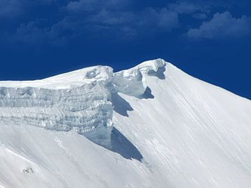 Top van de ijsberg van
