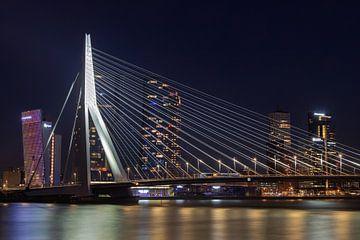 Skyline Rotterdam von Sander Klein Hesselink
