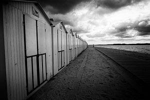 Strandhut van