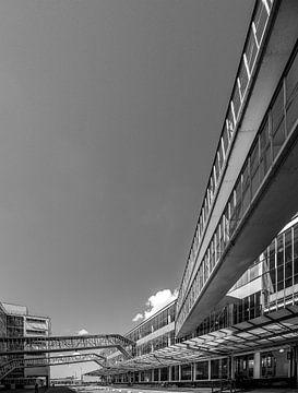 Van Nelle usine, Rotterdam sur mike van schoonderwalt