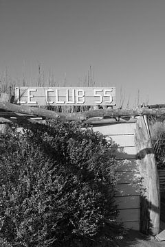 Club 55 Saint-Tropez van Tom Vandenhende