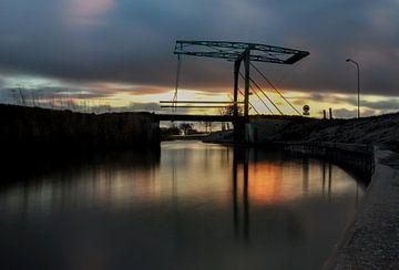 Brücke / Bridge von Henk de Boer