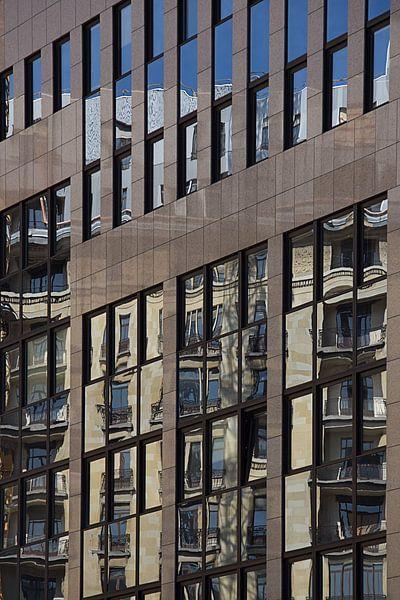 Brüsseler Architektur 2 von Christophe Fruyt