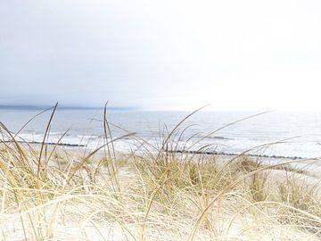 Sur la dune à Årgab sur Danny Tchi Photography