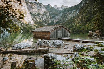 Obersee Boothuis van Maikel Claassen Fotografie