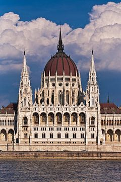 Parliament Budapest, Hungary  van Gunter Kirsch
